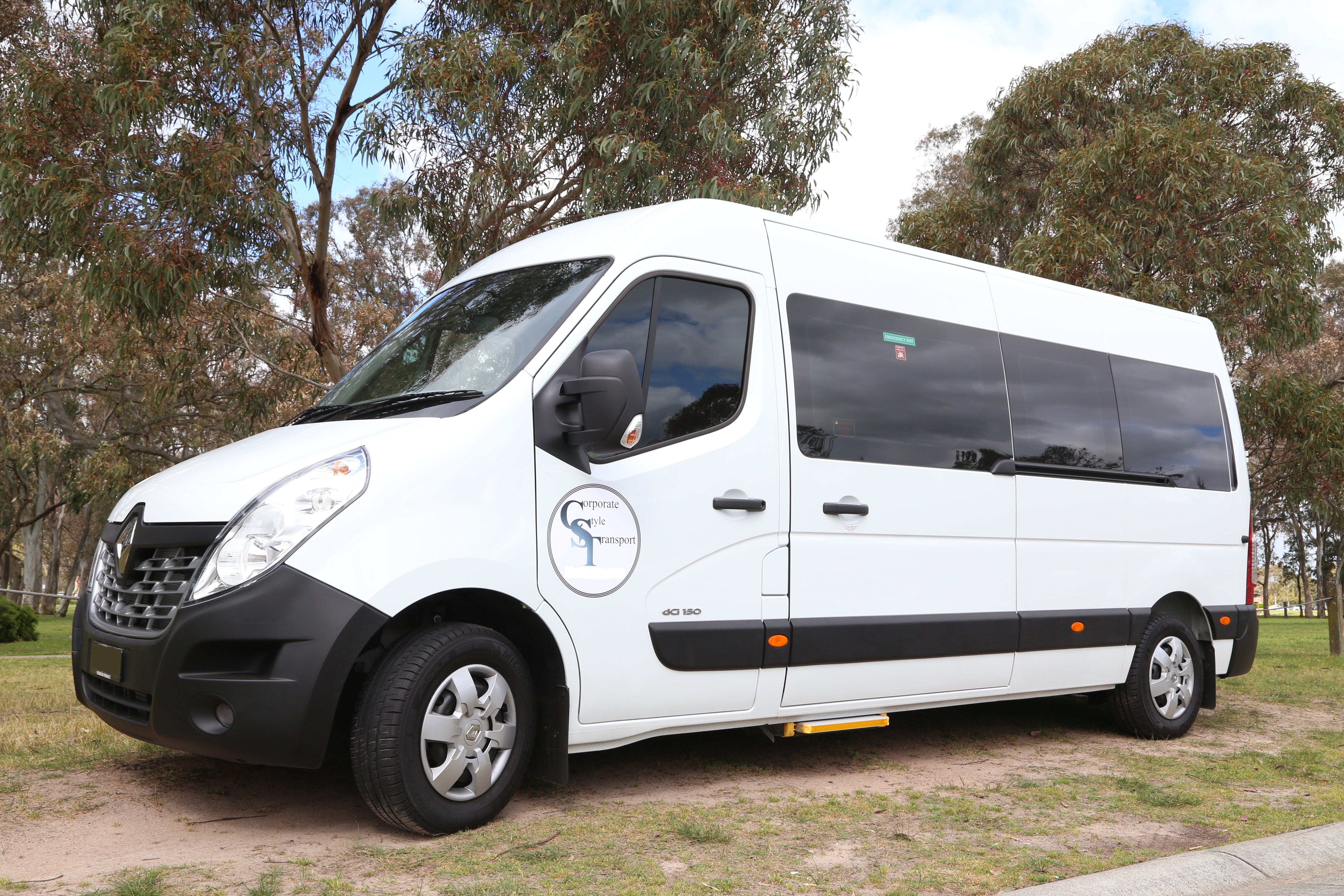 Corporate Style Transport service photo