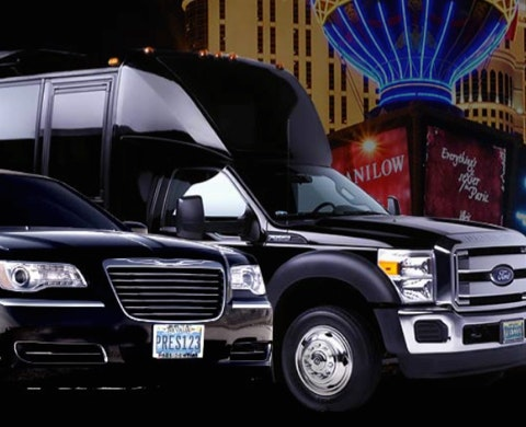 Presidential Limousine service photo