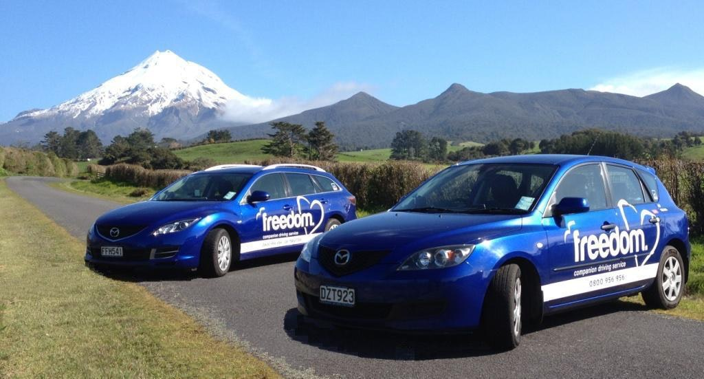 Freedom Drivers New Plymouth service photo