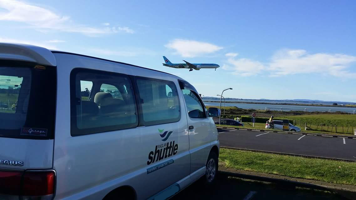 Raglan Shuttle service photo