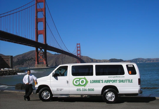 GO Lorrie's Airport Service service photo