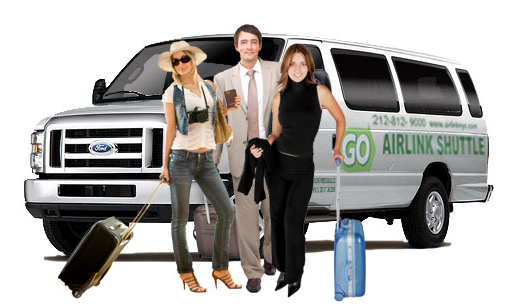 GO Airlink Shuttle service photo