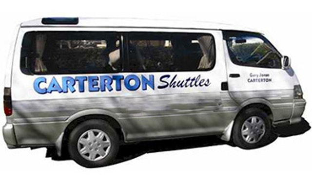 Carterton Shuttles service photo