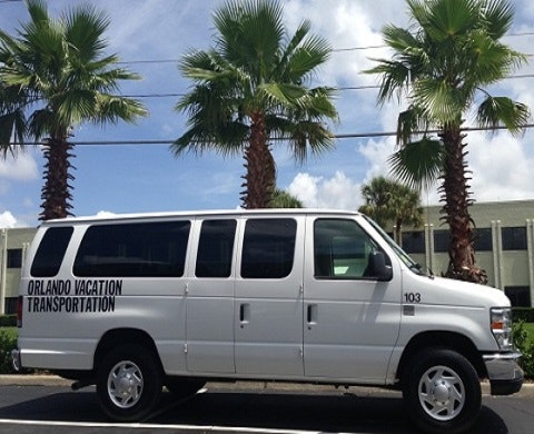 Orlando Vacation Transportation service photo