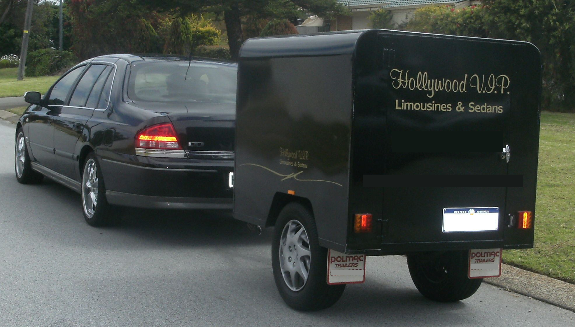 Hollywood VIP Limousines service photo