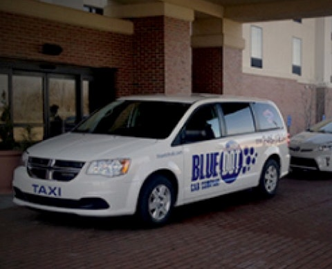 Blue Dot Cab Company service photo