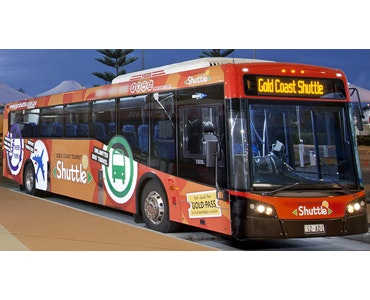 Gold Coast Tourist Shuttle service photo