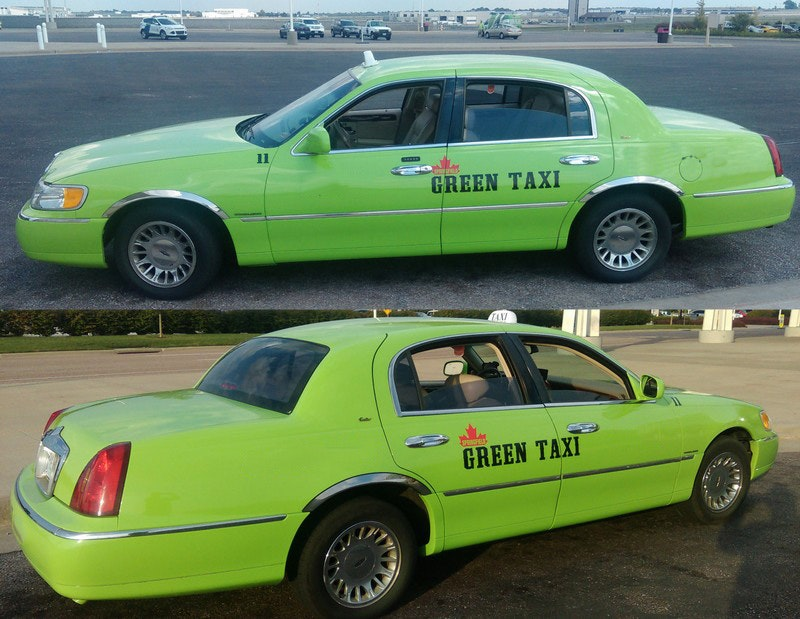 Green Taxi LLC service photo