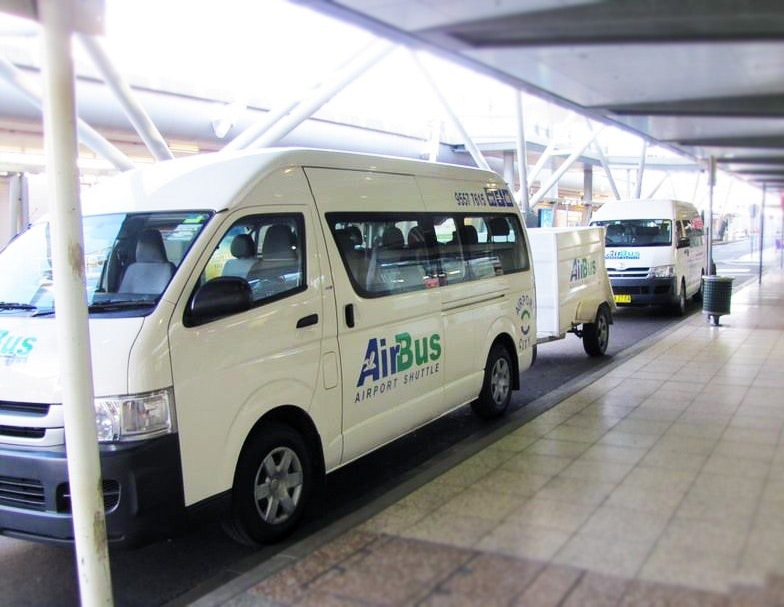 Airbus Airport Shuttle service photo