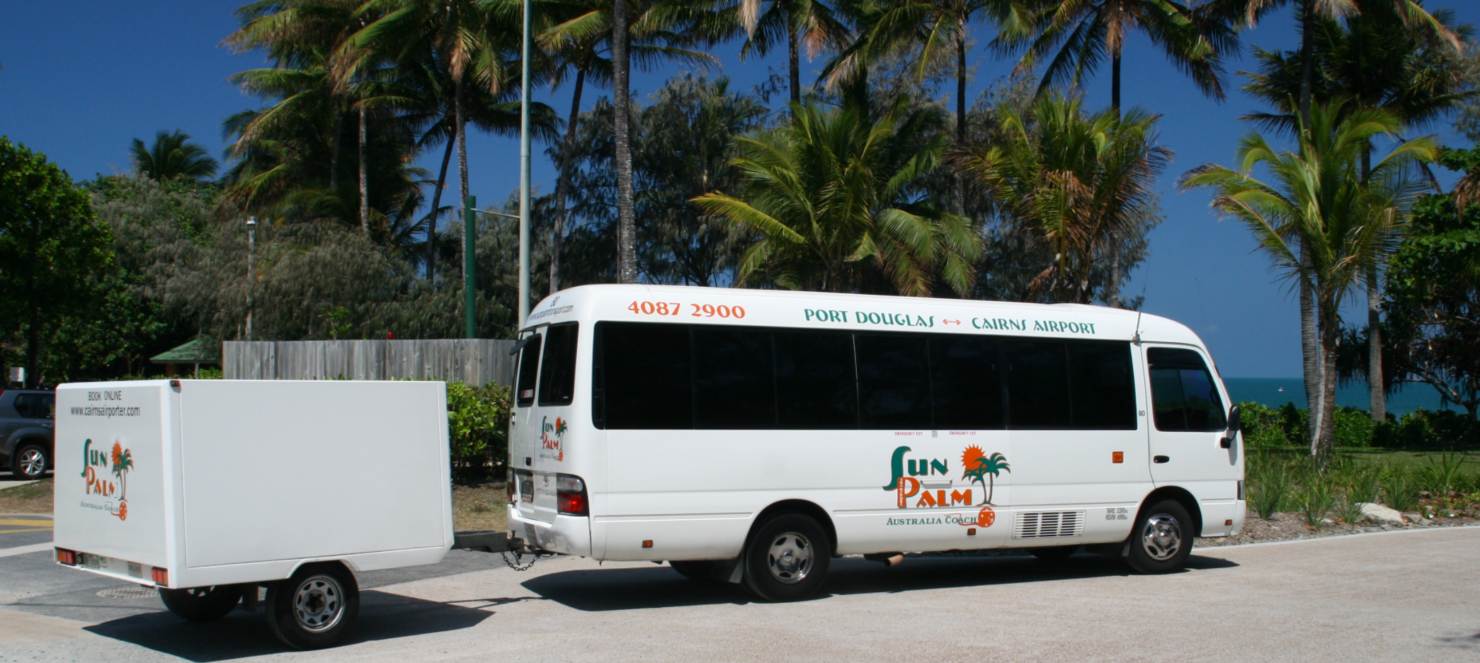 Sun Palm Transport Group service photo
