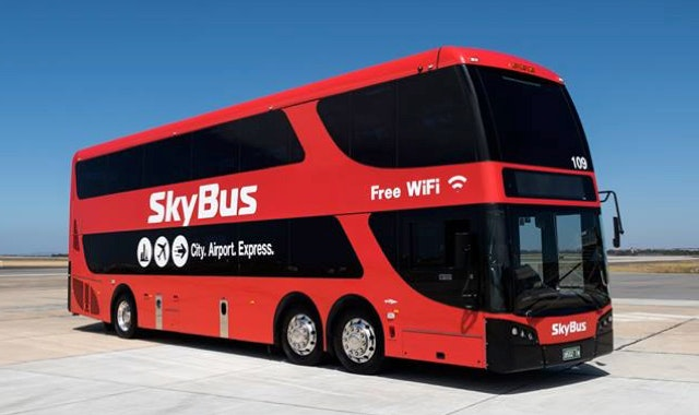 SkyBus service photo