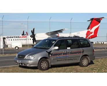 Airport West Transfers service photo