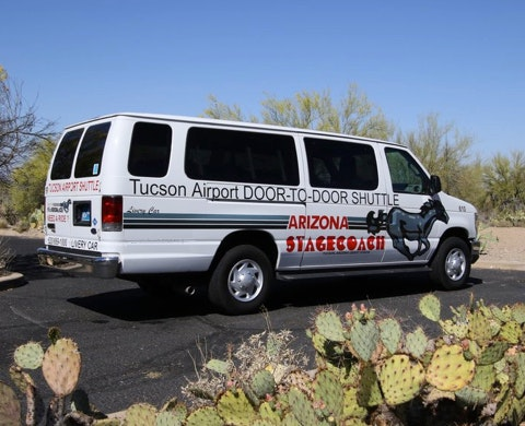 AZ Stagecoach service photo