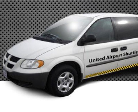 United Airport Shuttle service photo