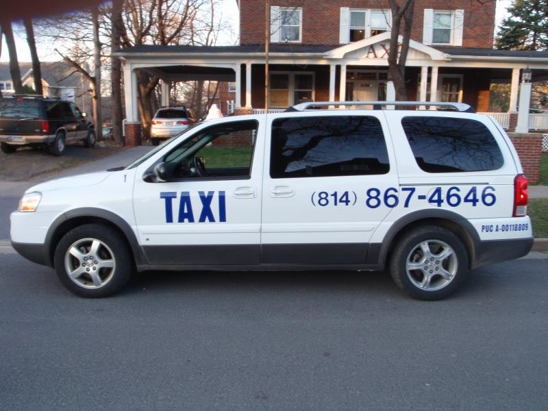 Taxi by Nittany Express service photo
