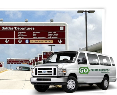 Go Puerto Rico Shuttle service photo
