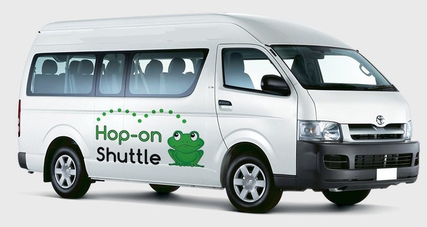 Hop-on Shuttle service photo