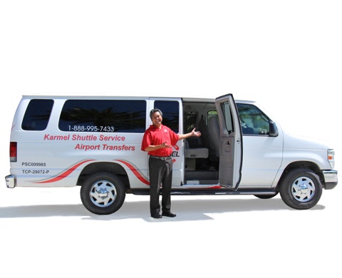 Karmel Shuttle service photo