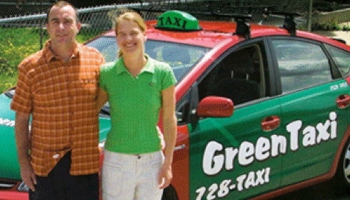 Missoula Green Taxi service photo