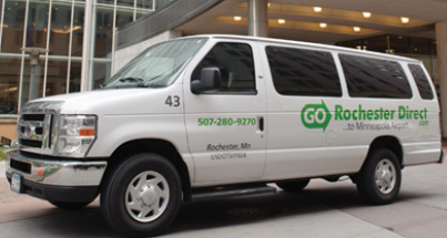 GO Rochester Direct service photo