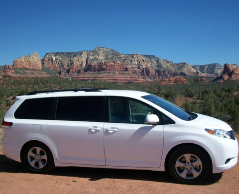 Red Rock Transportation service photo