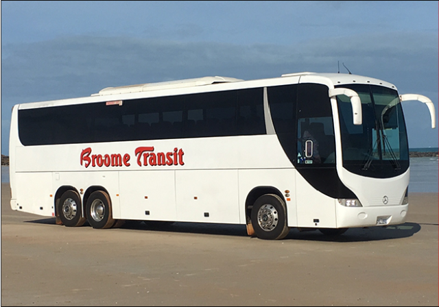 Broome Transit service photo