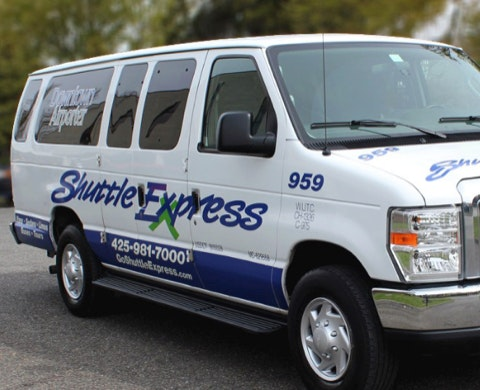 Shuttle Express service photo