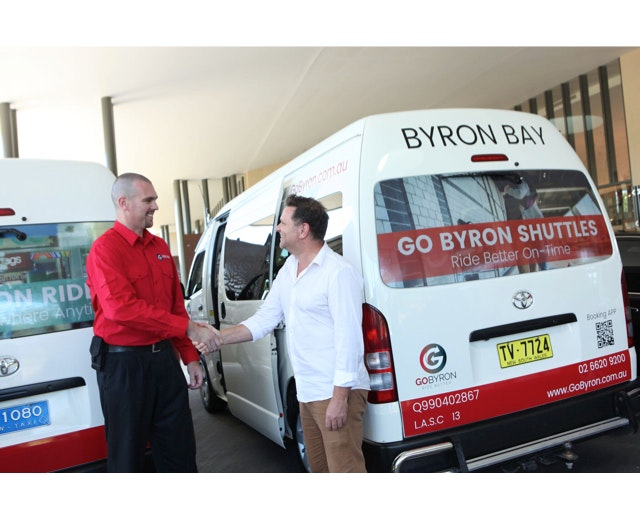 GoByron service photo