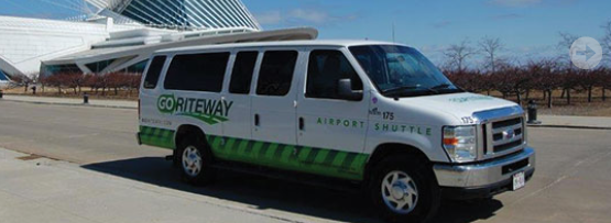 GO Airport Shuttle service photo