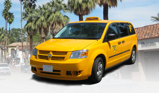 Yellow Cab of the Desert Inc service photo