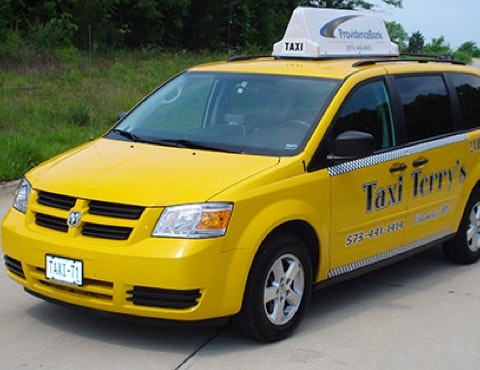 Taxi Terrys service photo