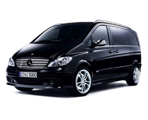 Diplomat Hire Cars vehicle 1
