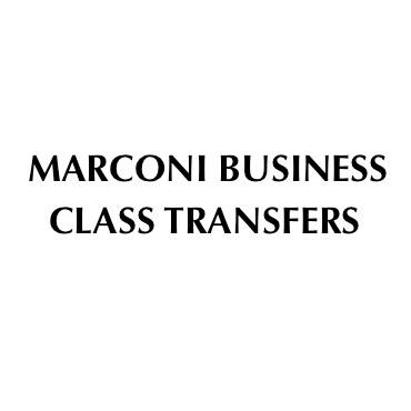 Marconi Business Class Transfers logo