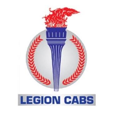 Legion Cabs logo