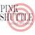 Pink Shuttle logo