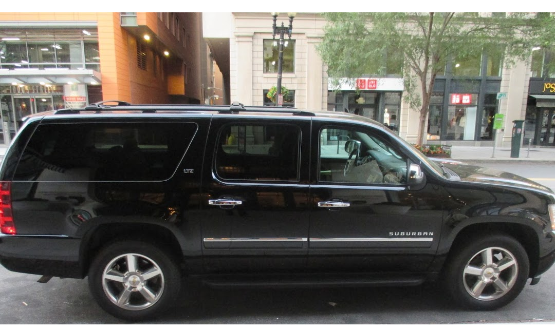 SWS Executive Black Sedan