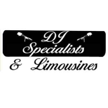 DJ Specialists and Limousines logo