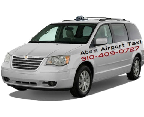 Abes Airport Taxi vehicle 1