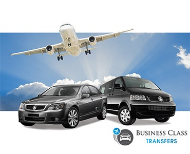 Business Class Transfers vehicle 1