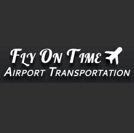 Fly On Time Transportation logo