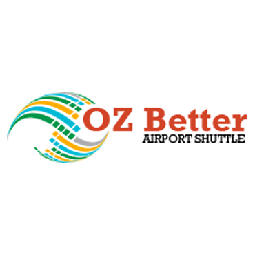 Oz Better Airport Shuttle logo