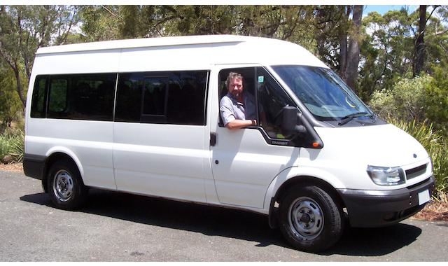 Groups Tasmania vehicle 1