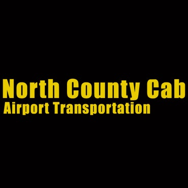 North County Cab Airport Transportation logo