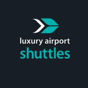 Luxury Airport Shuttles logo