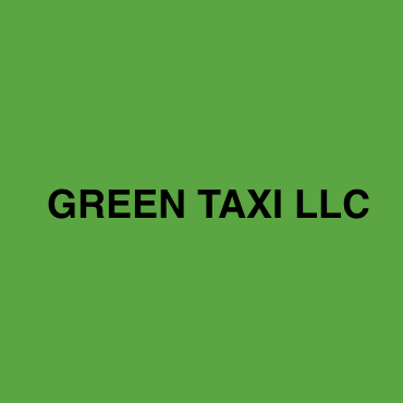 Green Taxi LLC logo