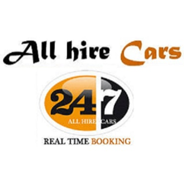 All Hire Cars logo