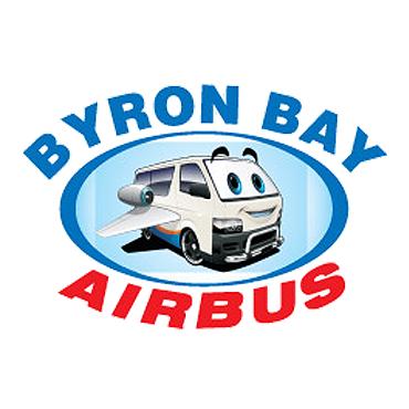 Byron Bay Airbus logo
