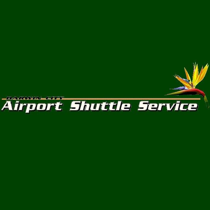 Darwin City Airport Shuttle Service logo
