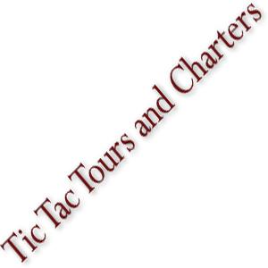 Tic Tac Tours logo