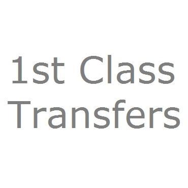 1st Class Transfers logo